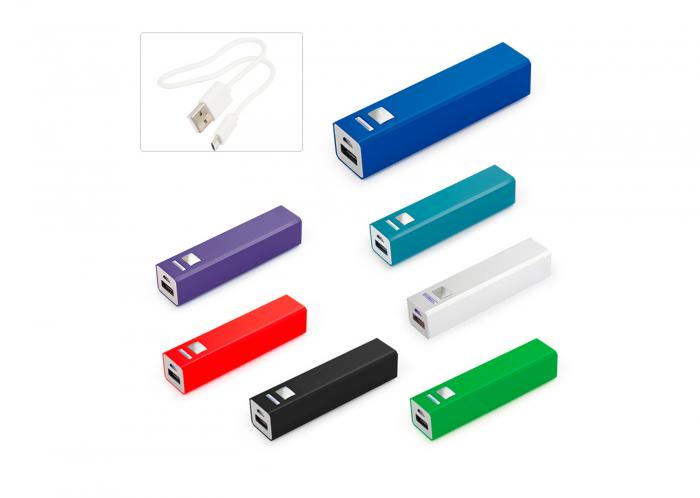 Multicharger Bank 2.200mAh TE0082