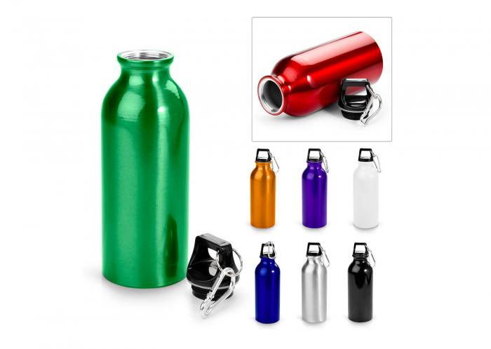 Botella en Aluminio Judo 500ml.