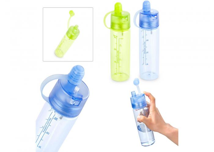 TERMOS,-MUGS-Y-BOTILITOS, Botella Deportiva Spray 450ml. BE0268 ,Botella Deportiva Spray 450ml. BE0268