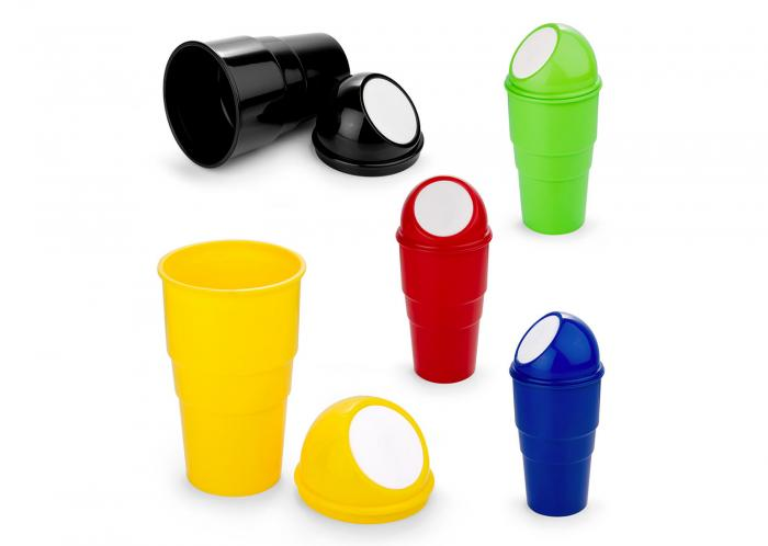 OFICINA,  Caneca Mini Trash. OF0491, Caneca Mini Trash. OF0491
