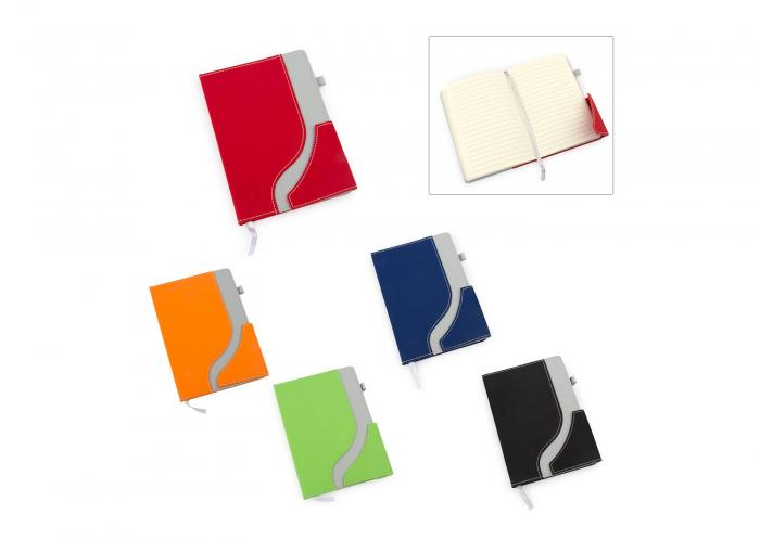 Oficina, Libreta Shape OF0472 ,Libreta Shape OF0472