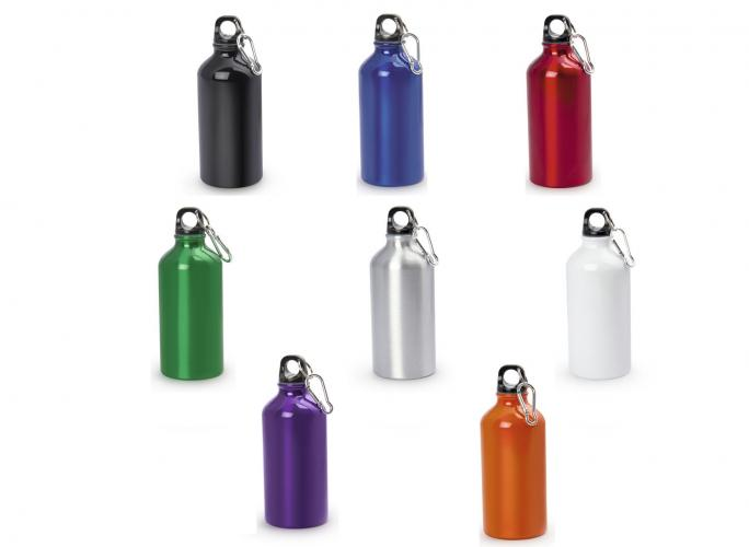 BEBIDAS, Botella en Aluminio Miles 500ml. BE0033 ,Botella en Aluminio Miles 500ml. BE0033