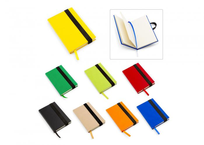 Libreta Ejecutiva Basic Junior. OF0484