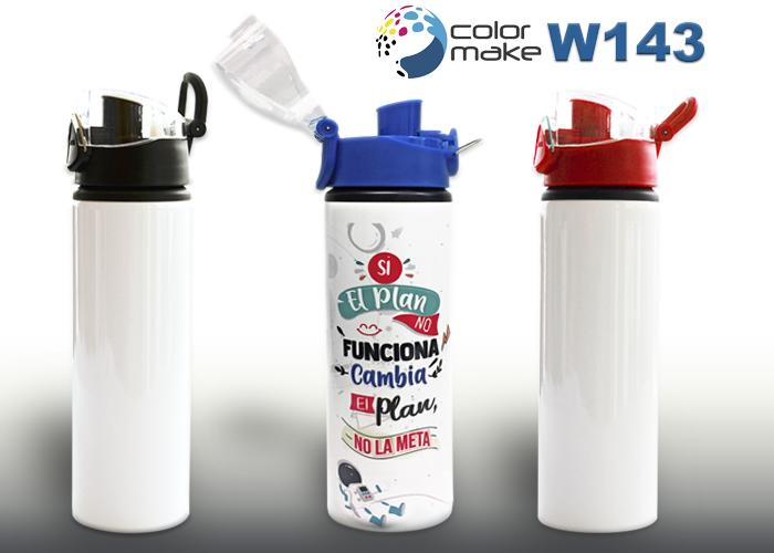 Cilindro Sublimable 750ml. W143